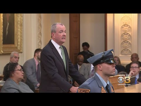 New Jersey Gov. Phil Murphy Announces Bigger Budget In Address