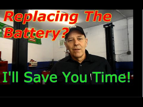 How To Replace A Battery On Any Honda