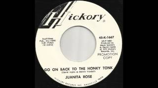 Juanita Rose - Go On Back To The Honky Tonk
