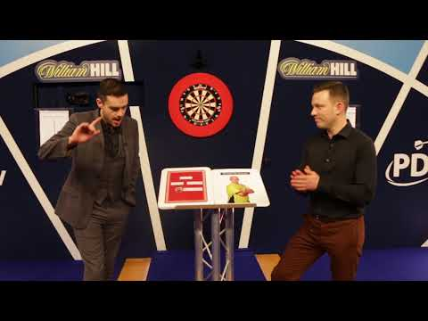 Play your cards Peter Wright - with Paul Nicholson