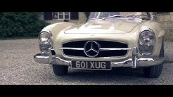 Mercedes SL300 - The most beautiful Photo-Shots 2020 - THE HK Engineering Calendars - Making of