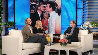 Kristen Bell on Dax Shepard's 'Sweet Bromance' with Bradley Cooper Video