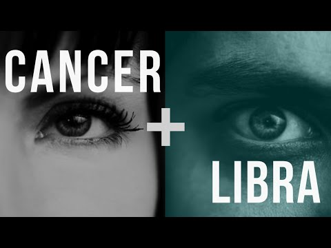 Are libra and cancer a good match