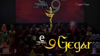 Gegar - Sanggar Kirana ft. Interbeatz | Ensemble of Gamelan 2016