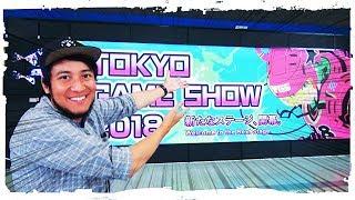 TOKYO GAME SHOW 2018 - A VIDA NO JAPÃO