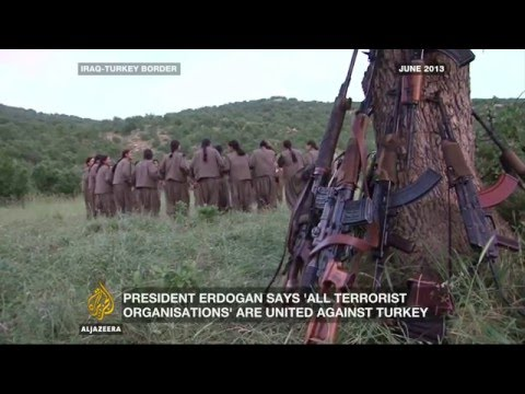 Inside Story - Is the West too soft on the PKK?