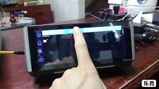 Đập hộp và hướng dẫn sử dụng camera hành trình taplo Điều Hành Androi Có Google Map Tiếng Việt