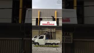 Penyetingan Interior Butik RUMAH MUSLIM MOJOKERTO