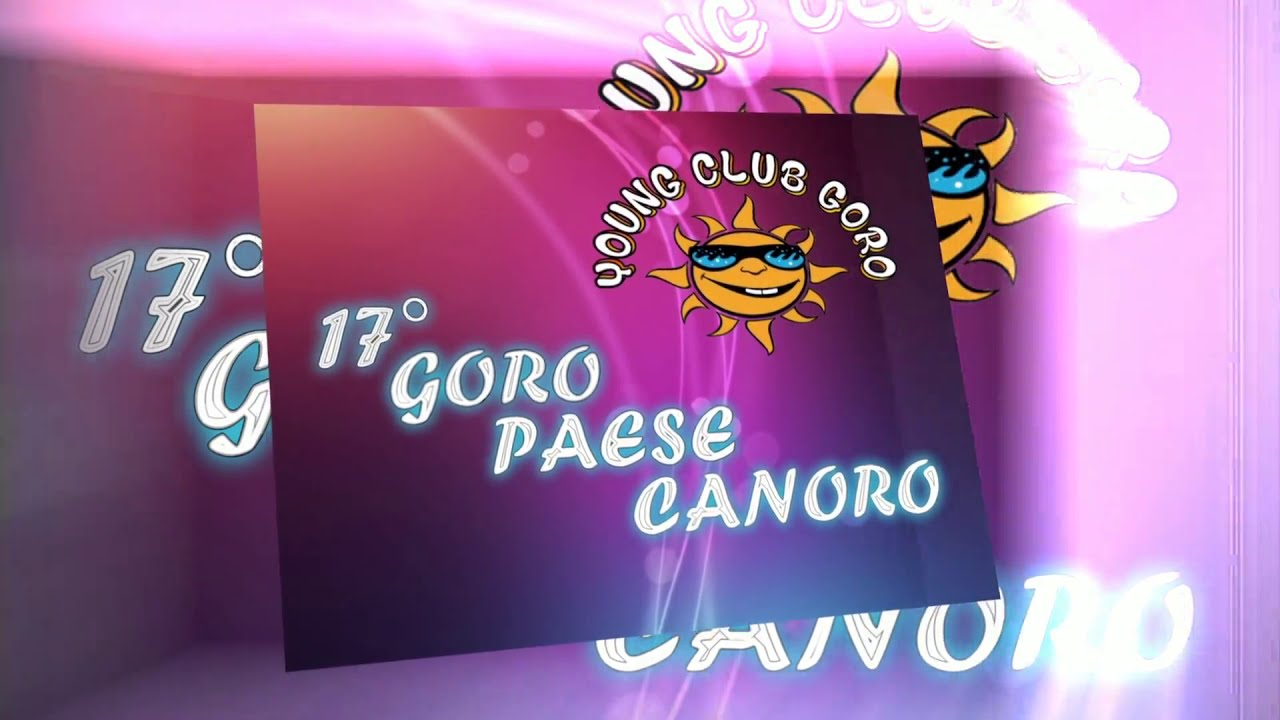 Download Goro paese canoro 2018