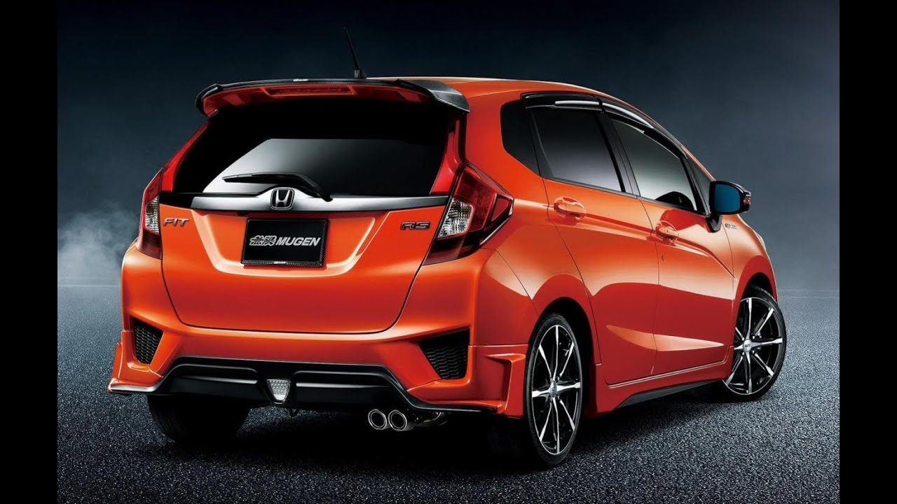 Honda Jazz Mugen Body Kit View - YouTube