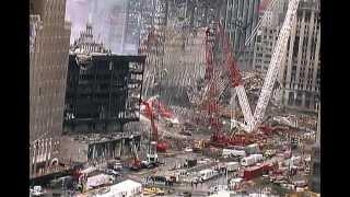 NIST FOIA 09-42: R30 -- 42A0354 - G30D8 (WTC2 Smoke Cloud, 9:03am/Aftermath of 9/11)