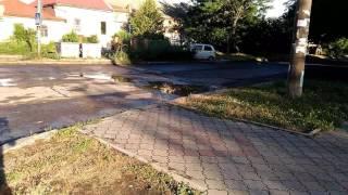 Ремонт дороги в Николаеве. Иранские технологии 3