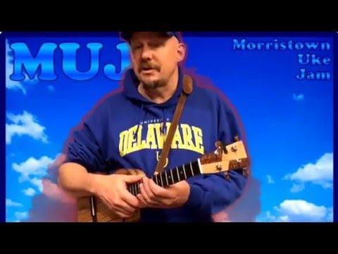 Muj Five Foot Two Eyes Of Blue Ukulele Tutorial Youtube