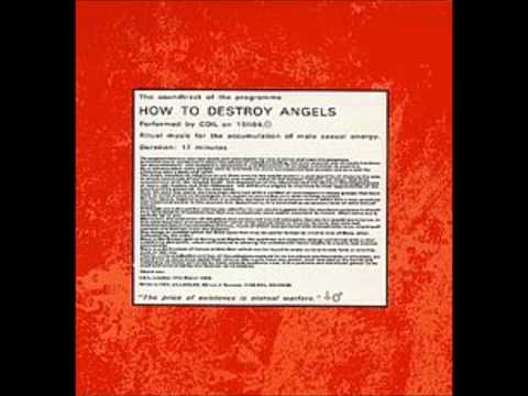 Coil how to destroy angels how to destroy angels
