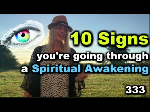 10 Signs You're Going Through a Spiritual...