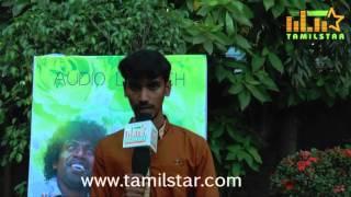 Dinesh Kumar At Yaanai Mel Kudhirai Savaari Movie Audio Launch