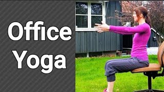 Office Yoga (Norwegian)