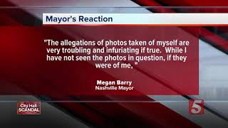 Mayor Says Photos Were Taken Without Her Knowledge