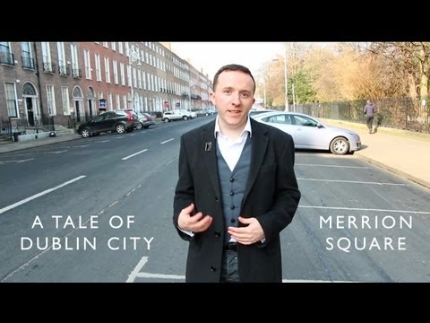 Epic Dublin | Merrion Square - History, Architecture, Famous Residents and Culture