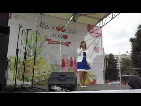 Ирина Новикова: Я шагаю по Москве. Московское лето 2015