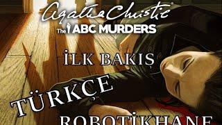 Agatha Christie The ABC Murders TÜRKÇE İLK BAKIŞ