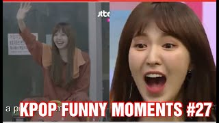 KPOP FUNNY MOMENTS PART 27 (TRY TO NOT LAUGH CHALLENGE)