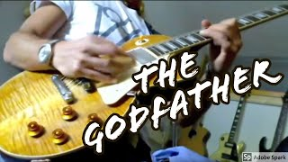 The godfather theme soundtrack electric guitar solo