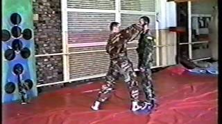 Уроки боевого самбо. Владимир Фролушкин. Часть 4..VOB