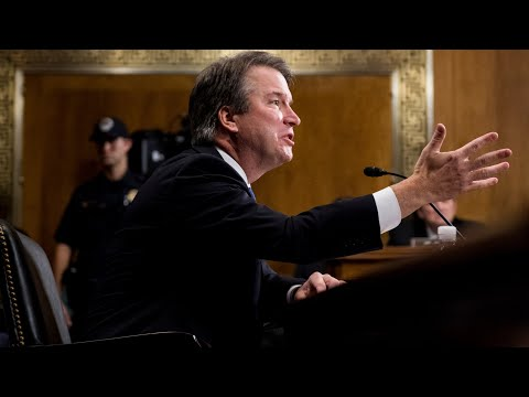 Senate Judiciary Committee votes on Kavanaugh