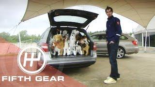 Fifth Gear Best Hatchback смотреть