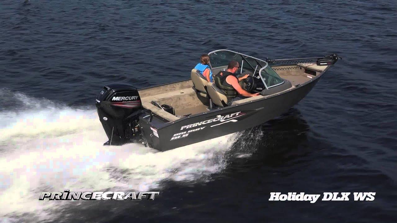 bateau de peche holiday