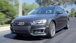 2017 Audi A4 - Review and Road Test