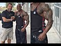 The Truth about Flex Wheeler's Comeback