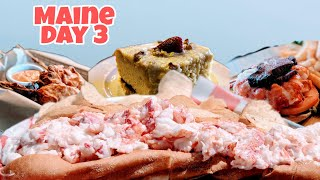 FwF Ep. 97 Lobster BLT & Lobster Tempura Maine Day 3