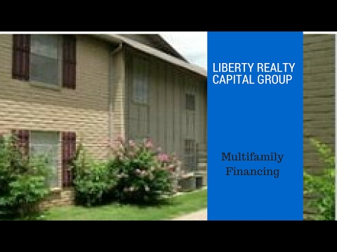 Multifamily Apartment Mortgage Financing Loans-Oklahoma