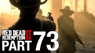RED DEAD REDEMPTION 2 Full Game Walkthrough Part 73 [Main Story Ending] - No Commentary