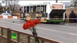 Теракт в Волгограде: рассказы очевидцев