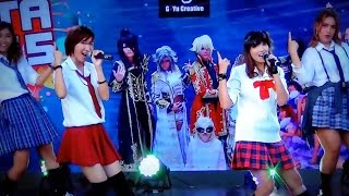 """""""VERZUS"""" Cover """"Follow Me+Candy Smile"""" (E-Girls) @ """"Cover Dance Of The Years 2015"""" :J-Fest 2015"""