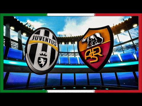 Serie A 2013-14, Juve - AS Roma (Full, IT)