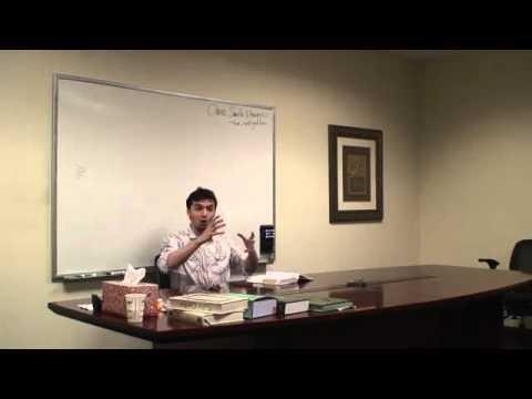 The Dunya, The Akhira and the Nafs - By Shuaib S  Khan