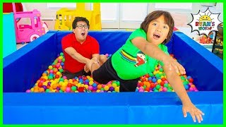 Download Last to Leave the Ball Pit Wins!!! Mp3 and Videos