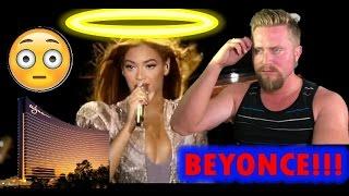 Beyoncé - Halo (Live From Wynn Las Vegas) REACTION VIDEO!