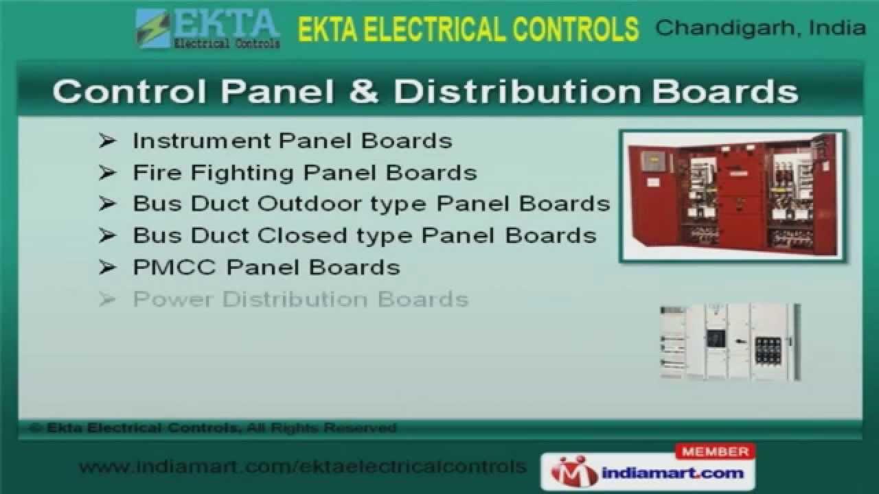 Control Panels & MS Boxes by Ekta Electrical Controls, Chandigarh ...