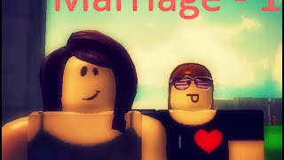 ROBLOX - Matrimonio (VIDEO ANTIGUO)