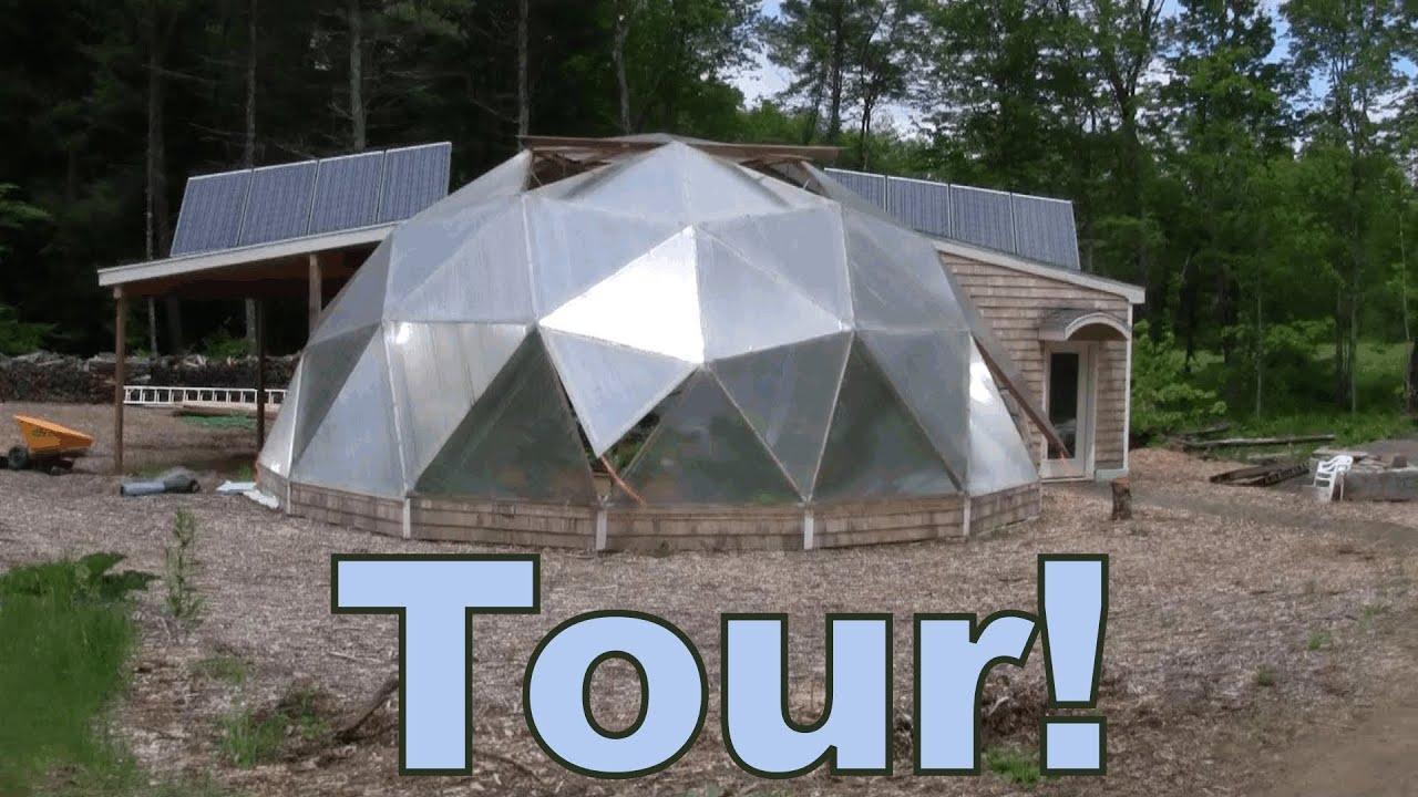 Dome Design - Magazine cover