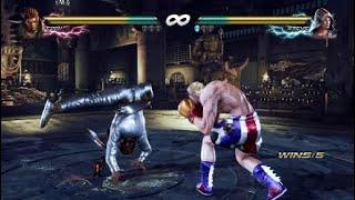 Tekken 7: Majin vs TheEpicBammer (Eddy vs Steve)