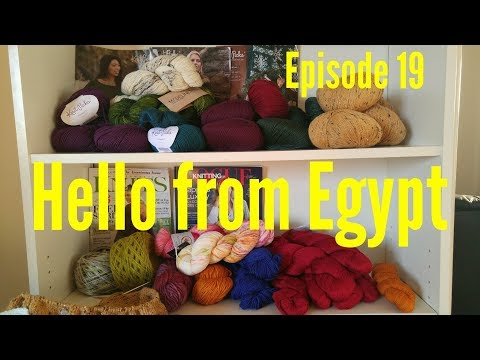 Episode 19 - Hello from Egypt!