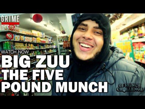 Big Zuu - The Five Pound Munch [Episode 49] @ItsBigZuu
