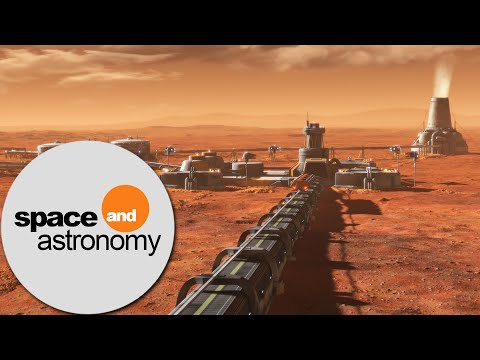 MARS - A Travelers Guide to the Planets | Full Documentary