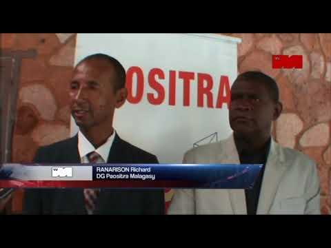 TEAM Building Paositra Malagasy Mantasoa 2019